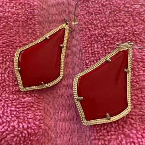 Kendra Scott earring - large